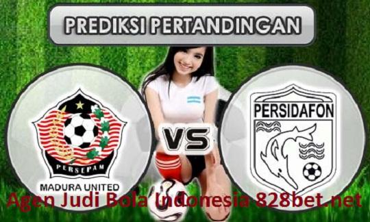 Predictions Persidafon Dafonsoro vs Persepam Madura United Indonesia