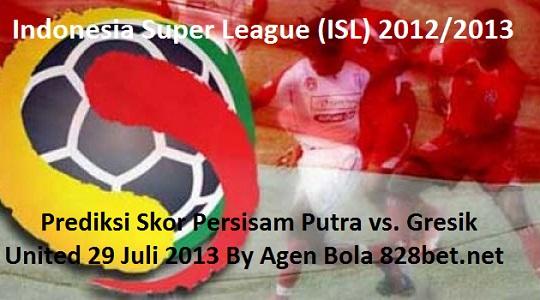 Prediksi Skor Persisam Putra vs Gresik United