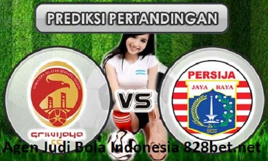 Sriwijaya FC Palembang vs Persija Jakarta