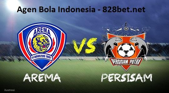 Persisam Samarinda vs Arema Indonesia 1 Agustus 2013 828bet.net