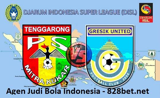 Bursa Taruhan Mitra Kukar vs Gresik United 2 Agustus 2013 828bet.net